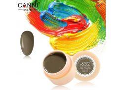 Гель-краска №632 Canni 5мл.