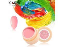 Гель-краска №514 Canni 5мл.