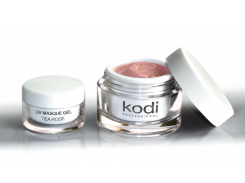 Гель матирующий чайная роза (UV Masque gel Tea Rose) 14 мл Kodi