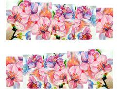 Фото-дизайн 0018 Цветы Сакуры