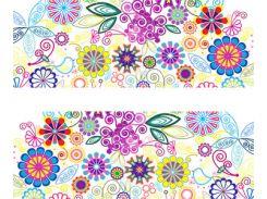 Фото-дизайн 0025 Цветочный узор