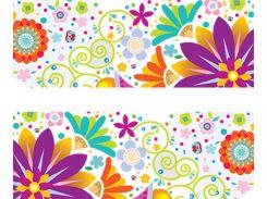 Фото-дизайн 0019 Цветочный узор