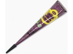 Хна конус фиолетовая 25 г