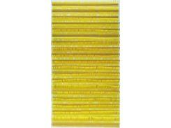 Ресницы жёлтые(yellow) изгиб С 0.10 (16 рядов 12мм) I-Beauty