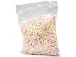 Маршмеллоу, розовый с желтым, 0.8 кг