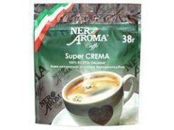 Кофе растворимый Nero Aroma Super Crema, 38 г