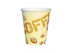 """Бумажный стаканчик для вендинга """"Coffe Сoffe """", 175 мл"""