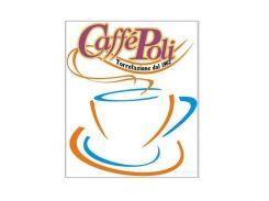 Наклейка Caffe Poli 210х260
