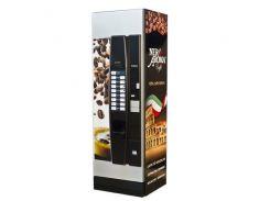 Брендированнаянаклейкана кофейный автомат, Nero Aroma
