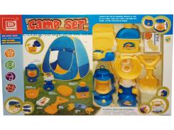 Детская игровая палатка кемпинг