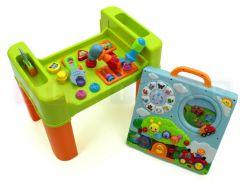 Детский игровой столик 6 в 1