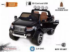 Детский электромобиль Ford Ranger лакированный