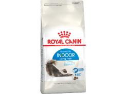 Сухой корм для кошек Royal Canin Indoor Long Hair (10 кг)