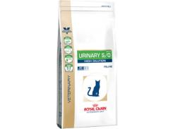 Сухой корм для кошек Royal Canin Diet Urinary High Dilution (7 кг)