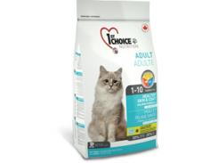 1st Choice Healthy Skin&Coat Adult сухой супер-премиум корм для котов, для здоровой кожи и блестящей шерсти (5,44 кг)