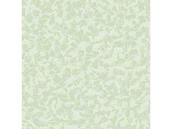 Обои бумажные Континент Битое стекло зеленое 1025