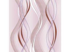 Обои бумажные Континент Риана розовая 1115