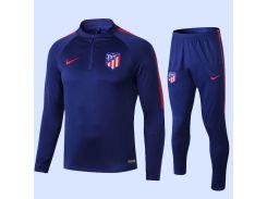 Детский тренировочный костюм для футбола Атлетико Мадрид 2019 Nike р.24 125-135 см N12-24 (2725)