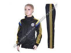 Детский спортивный костюм Челси Black р.28 145-155 см N16-28 (1429)