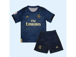 Форма Реал Мадрид 2020 выездная Adidas детская XL 145-155 см XL-26 (2793)