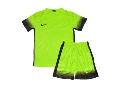 Форма команды Nike салатовая 165-170 см XXXL (2645)
