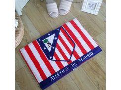 Прикроватный коврик Атлетико Мадрид 40 х 60 см (2476)