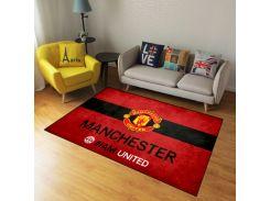 Прикроватный коврик Манчестер Юнайтед 40 х 60 см (2747)