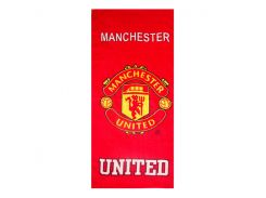 Полотенце Manchester United 45х90 см хлопок 45х90 см (2588)