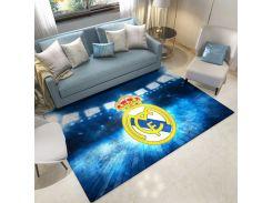 Коврик прикроватный Реал Мадрид 50 х 80 см (2736)