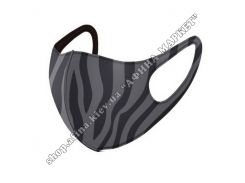 Детская защитная маска на лицо неопреновая Geniecoco (1 шт/уп) Взрослая (3029)
