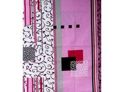Наволочки из полиэстера На запах, 40 х 40, Розовая абстракция, Наволочка, 40