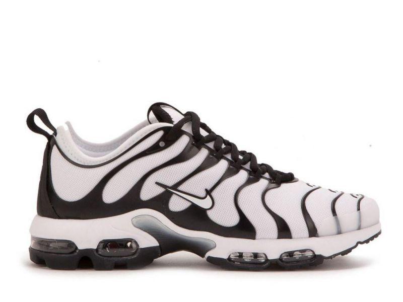 Кроссовки Nike Air Max TN Plus Ultra White Black (в стиле Найк) Одесса ... 91163cd5bc699