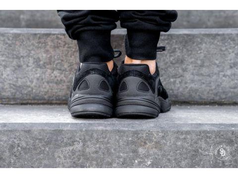 """Кроссовки женские Adidas YUNG-1 """"Black"""" (в стиле Адидас) Одесса"""