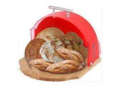 Хлебница Bohmann BH 02-511 red