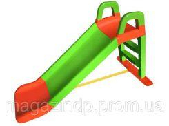 Гірка для катання дітей, 140 см артикул 0140/04 Код:08001404