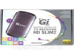 """288732. Супутниковий тюнер HD Slim 2 (прошитий) ТМ""""GI"""""""
