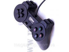 Джойстик игровой USB Gamepad Pad USB-701 Код:90300477