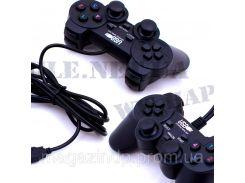 Dualshock Joypads USB-2082 (комплект из двух джойстиков) Код:90329228