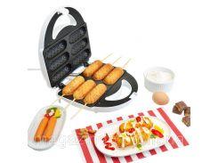 Сосисочница, вафельница, аппарат для приготовления корн-догов Dong Can Код:620053366