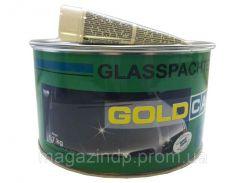 """259374. Шпатлівка з скловоловном Glass 1,7кг ТМ""""GOLD CAR"""""""