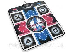 Танцевальный коврик X-treme Dance Pad Platinum для ТВ и ПК (RCA + USB) Код:96451414