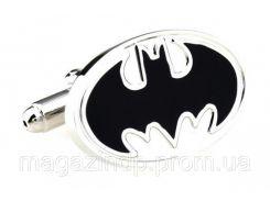 Запонки Batman white Код:106380
