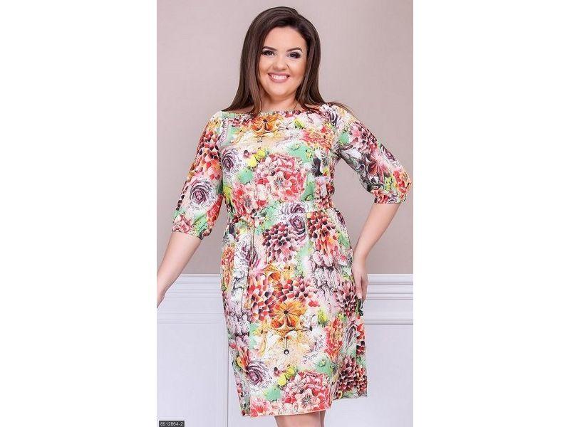 e3d2300eb61 Платье 8512864-2 Лето 2018 Украина купить недорого за 678 грн. на ...
