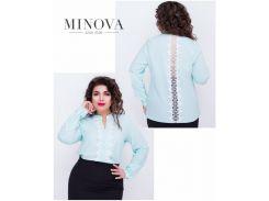 Блуза №407-мята