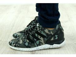 Кроссовки мужские  Adidas камуфляжные