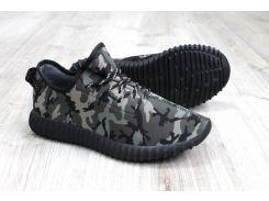Кроссовки  Adidas Yeezy камуфляжные
