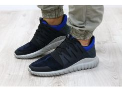 Кроссовки  замшевые Adidas Tubular