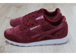Мужские замшевые кроссовки Reebok