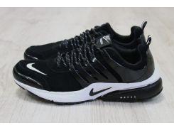 Кроссовки мужские Nike черная замша 43р