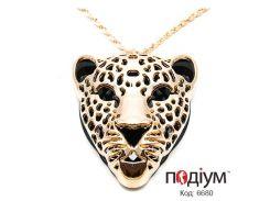 Женская подвеска Leopard (6680)